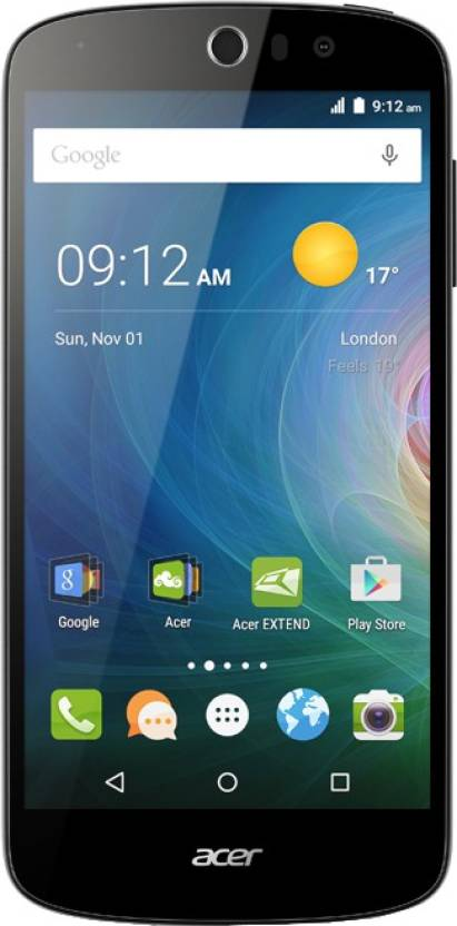 Acer Liquid Z530 (Black, 16 GB)