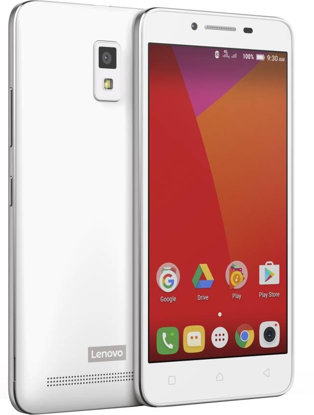 Lenovo A6600 (White, 16 GB)(1 GB RAM)