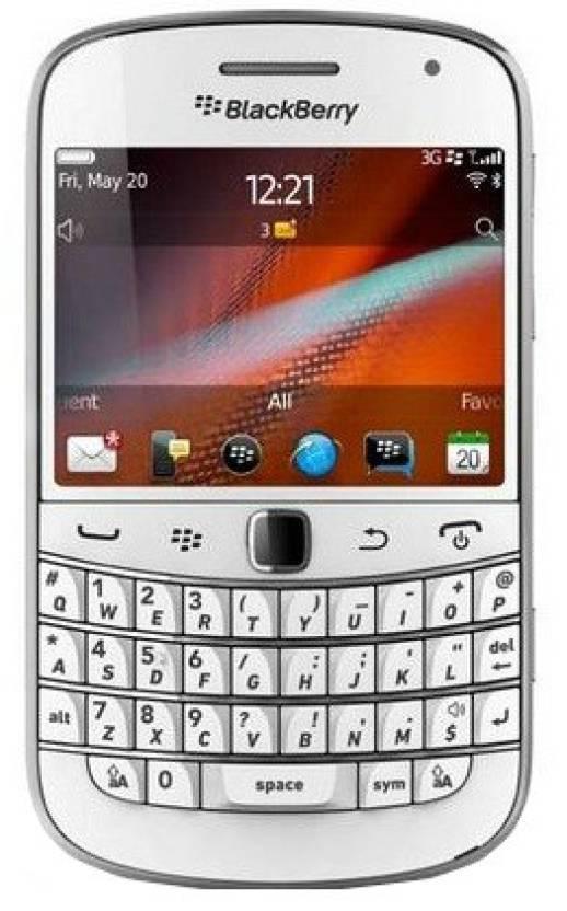 Blackberry 9900 (White)