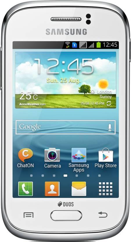 SAMSUNG Galaxy Young (White, 2 GB)
