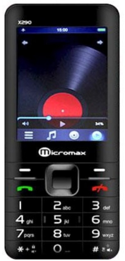 for micromax x290