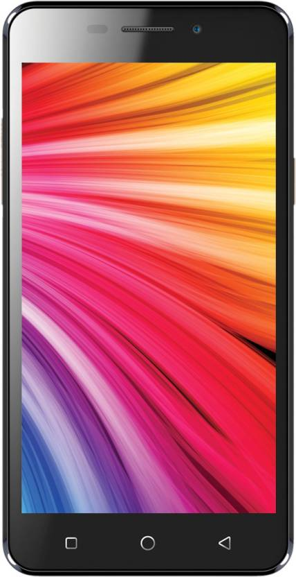 Intex Aqua Star 4G (Black, 8 GB)