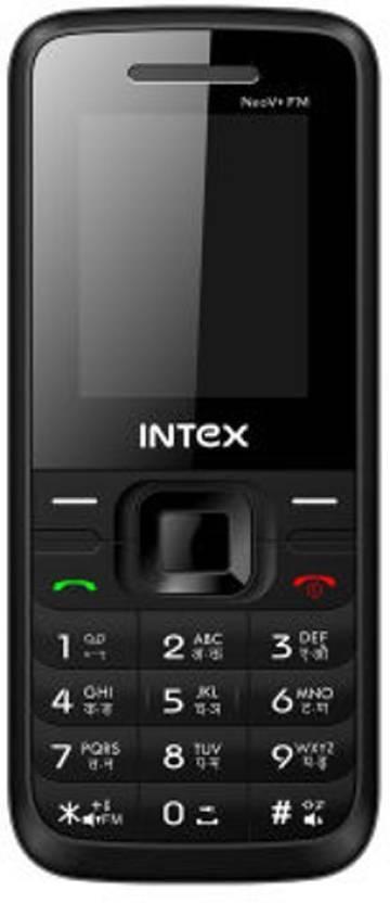 Intex FM Nova (Black)