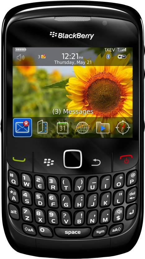 Blackberry Curve 8530 (Reliance) (256 MB)
