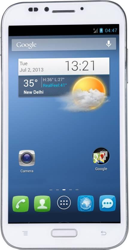 Karbonn S9 Titanium (Pearl White, 16 GB)