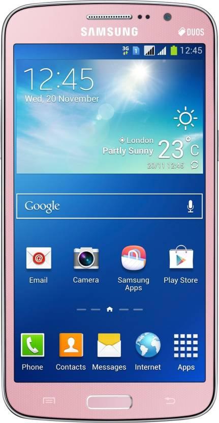 Samsung Galaxy Grand 2 (Pink, 8 GB)