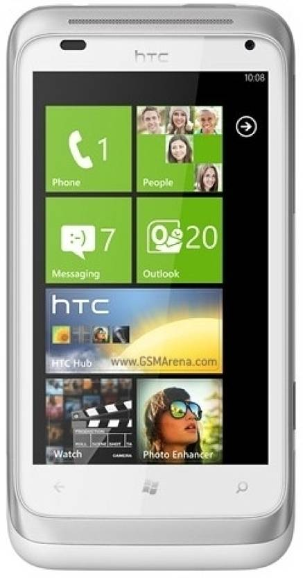 HTC Radar (White Silver, 8 GB)