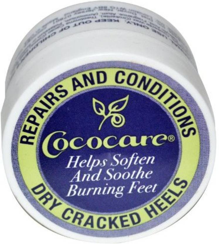 Cococare dry cracked heels cream