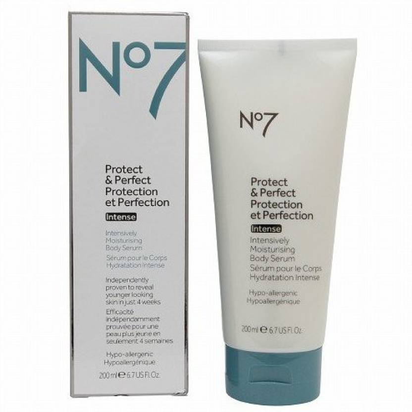 Boots No7 Intensively Moisturizing Body Serum - Price in