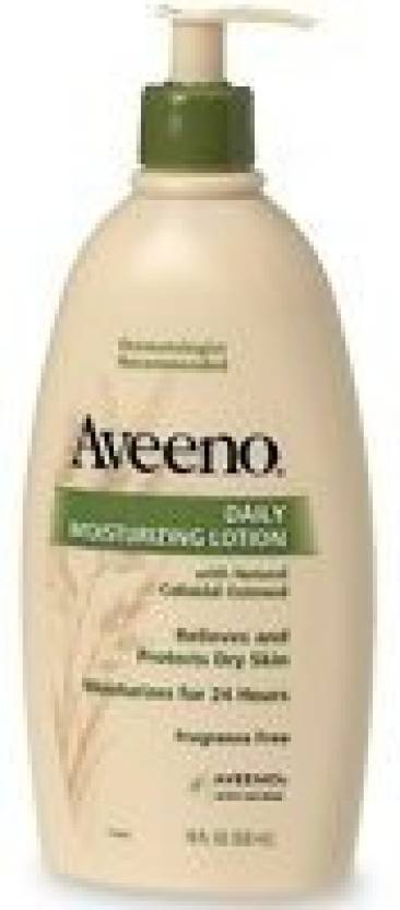 Aveeno Daily Moisturizing Lotion with Natural Colloidal Oatmeal 18 ( )