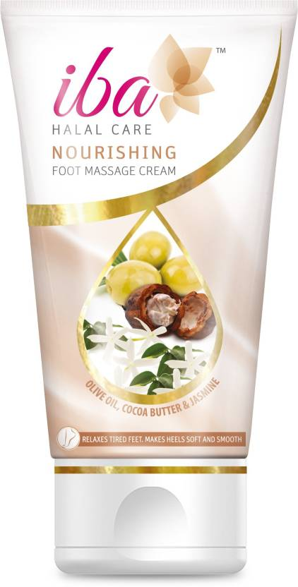 Iba Halal Care Nourishing Foot Massage Cream