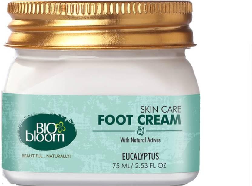BioBloom Foot Cream - Eucalyptus