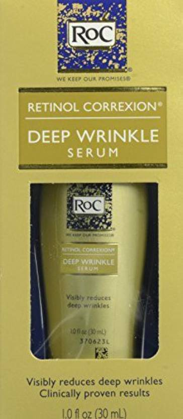 RoC Deep Wrinkle Remover Serum - Price in India, Buy RoC