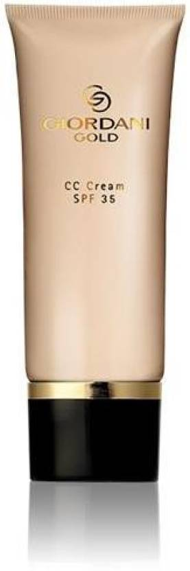Oriflame Sweden Giordani Gold CC Cream SPF 35(Light) Foundation