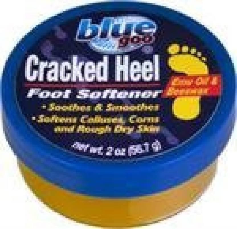 Cracked Heel Foot Softener Blue Goo