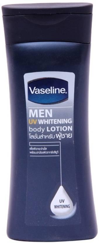 Vaseline Men UV Whitening Body Lotion
