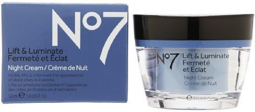 Boots no 7 lift and luminate reviews