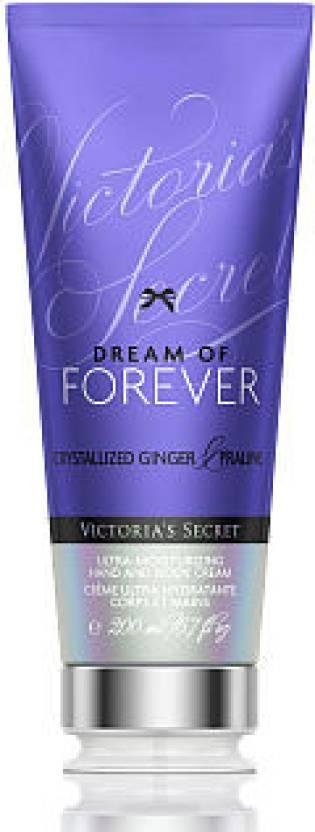 Victoria's Secret Dream of Forever Ultra-Moisturizing Hand and Body Cream