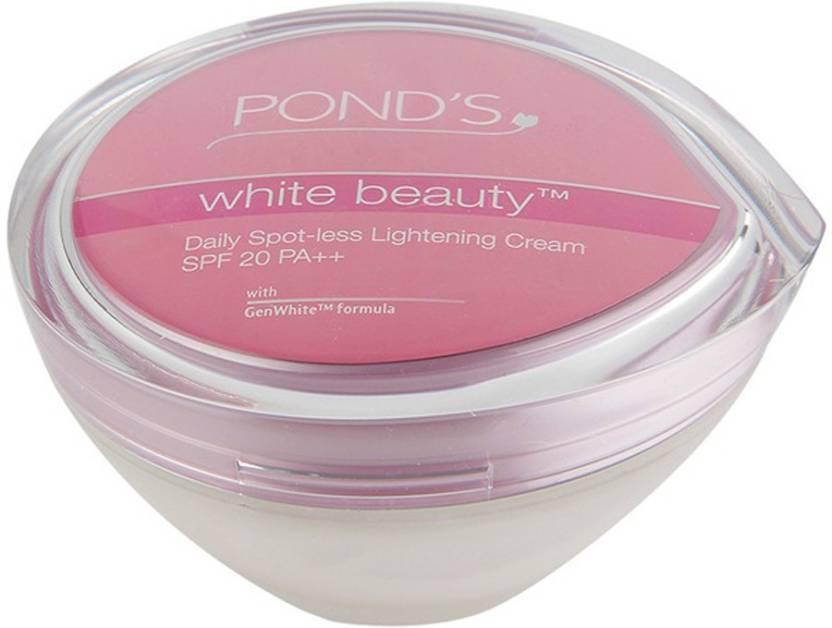 Ponds White Beauty Daily Spot Less Lightening Cream SPF 20 PA++