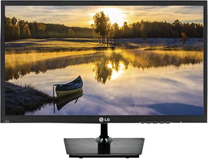 LG 19 inch HD LED Backlit Monitor