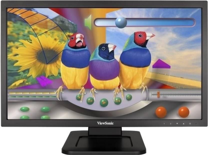 ViewSonic 21.5 inch Full HD LED Backlit LCD - TD2220  Monitor
