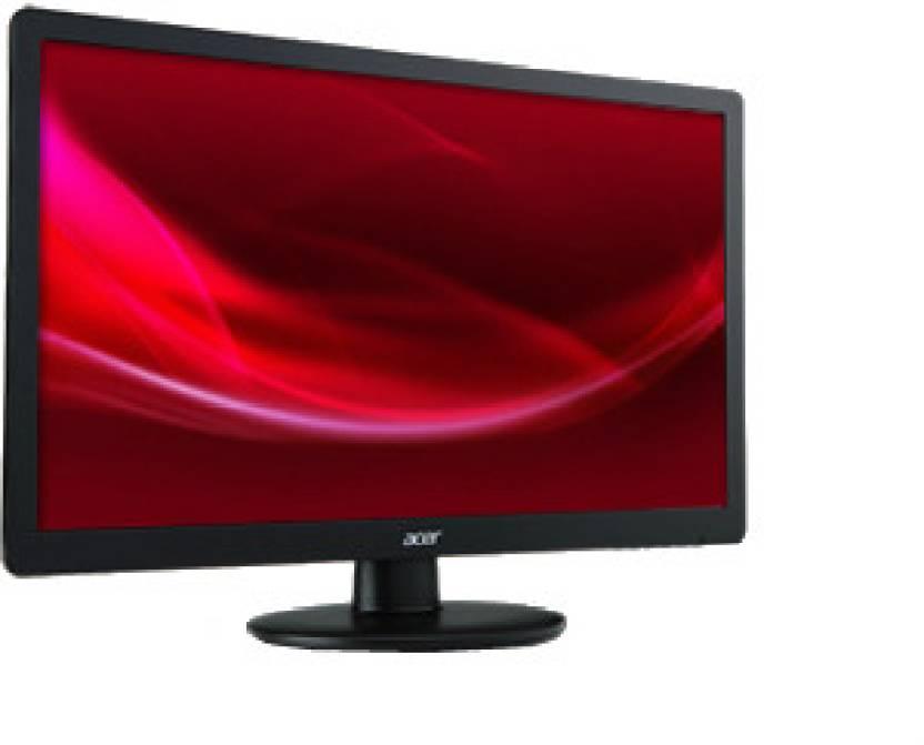 Acer S200HL_Abd 20 inch LED Backlit LCD Monitor
