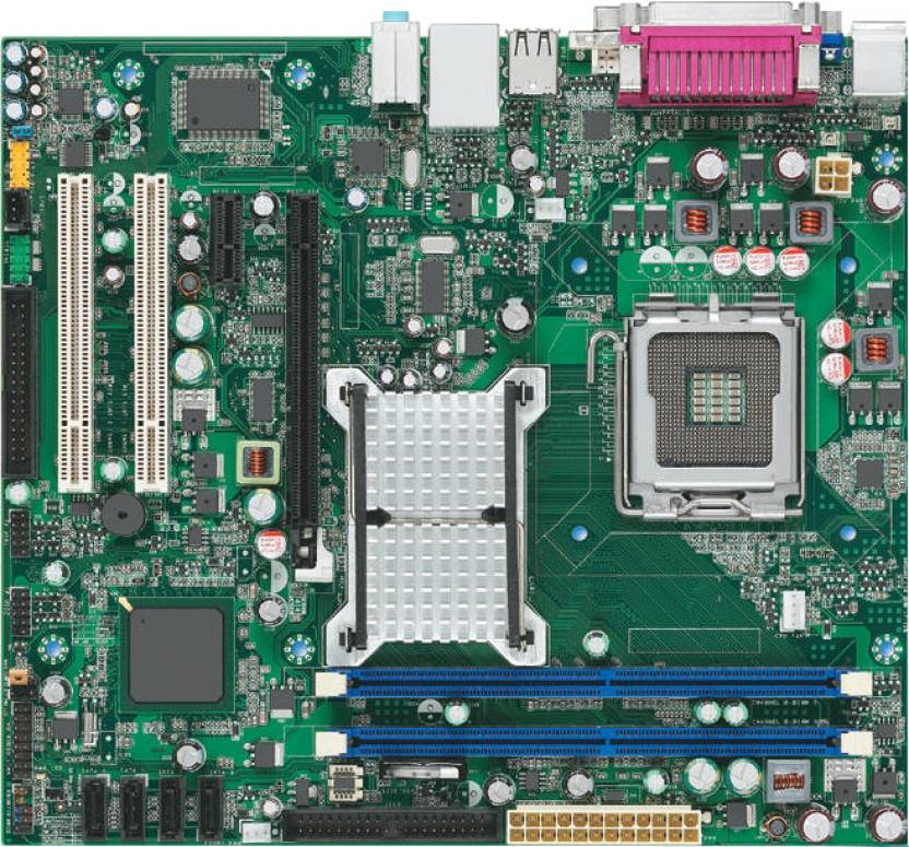 Intel DG41TY Motherboard