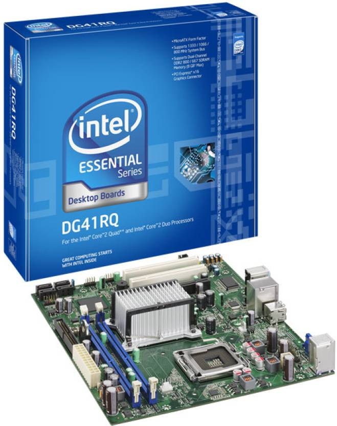 Intel DG41RQ1 Motherboard