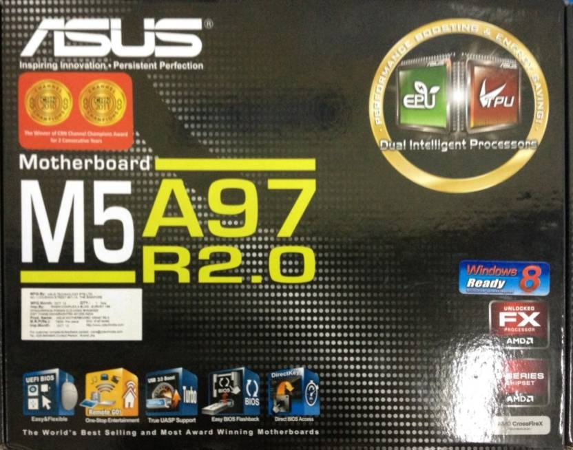Asus M5A97 Motherboard 2.0