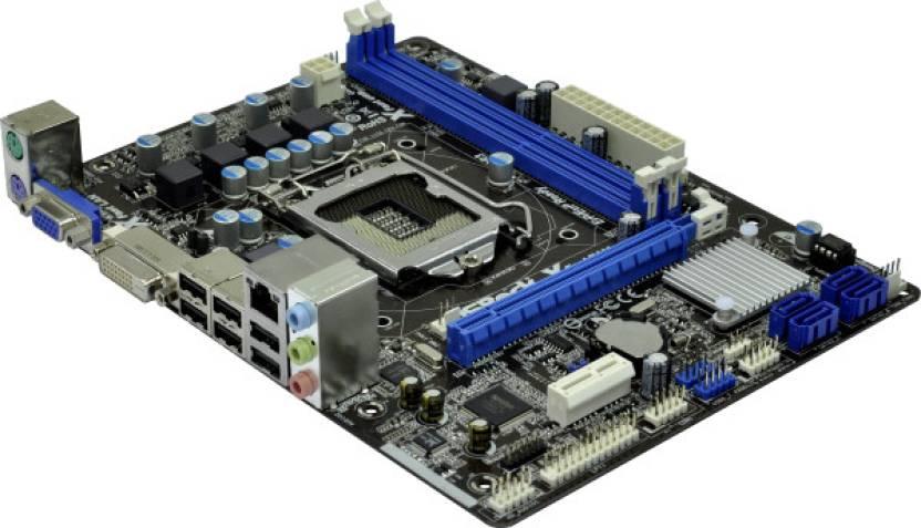 ASRock H71M-DGS Motherboard