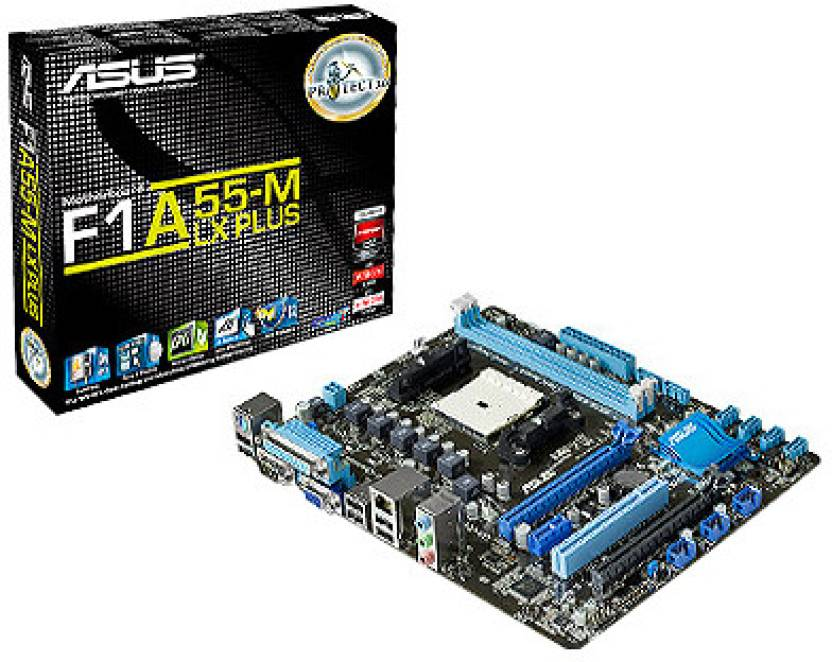 Asus F1A55-M LX PLUS Motherboard