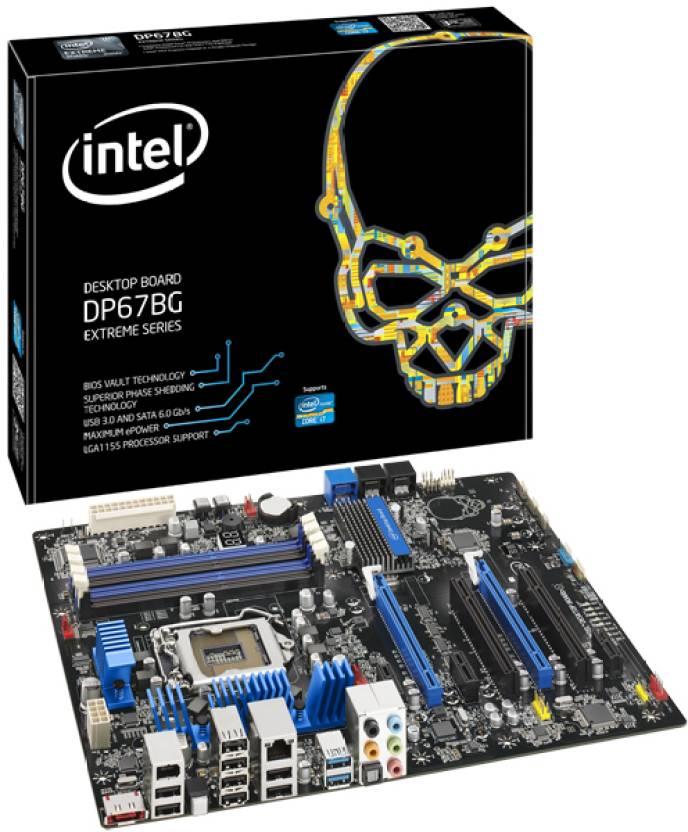 Intel DP67BG Motherboard
