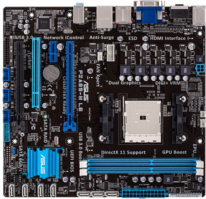 Asus F2A85-M Bupdater Driver for Windows