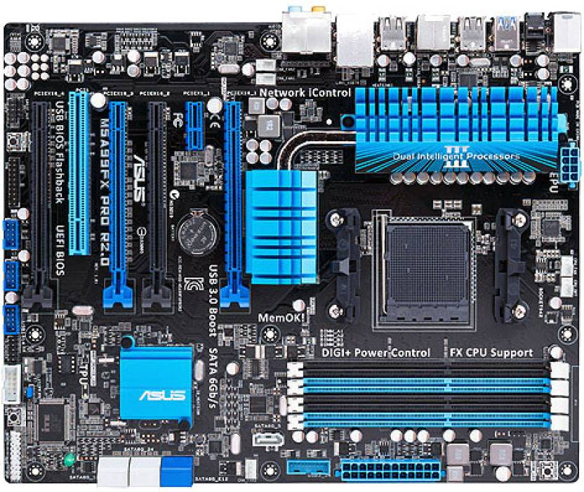 M5A99FX PRO R2 0 Motherboard