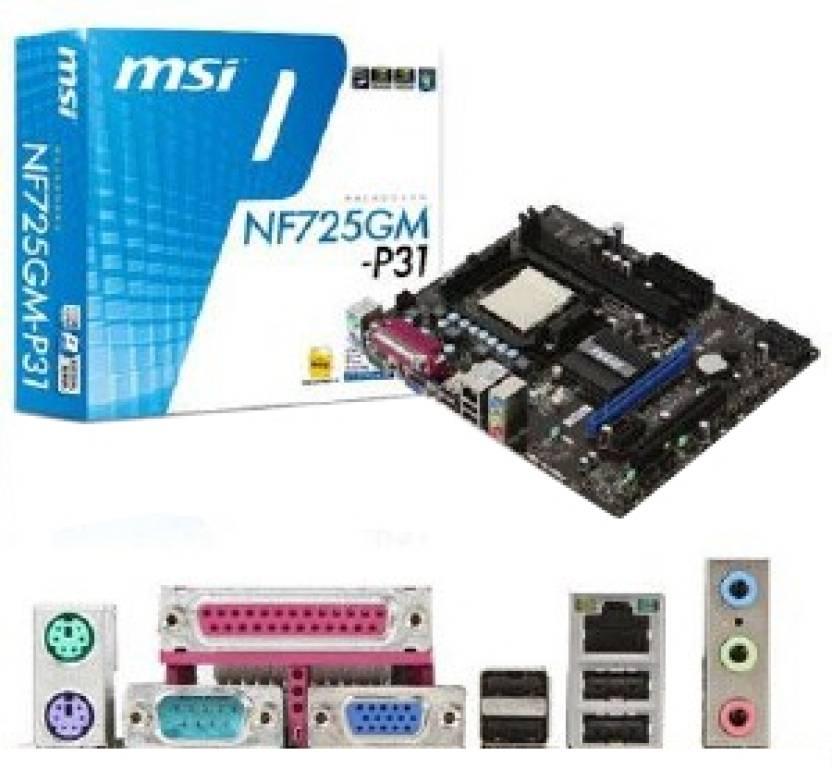 MSI NF725GM-P31 Motherboard