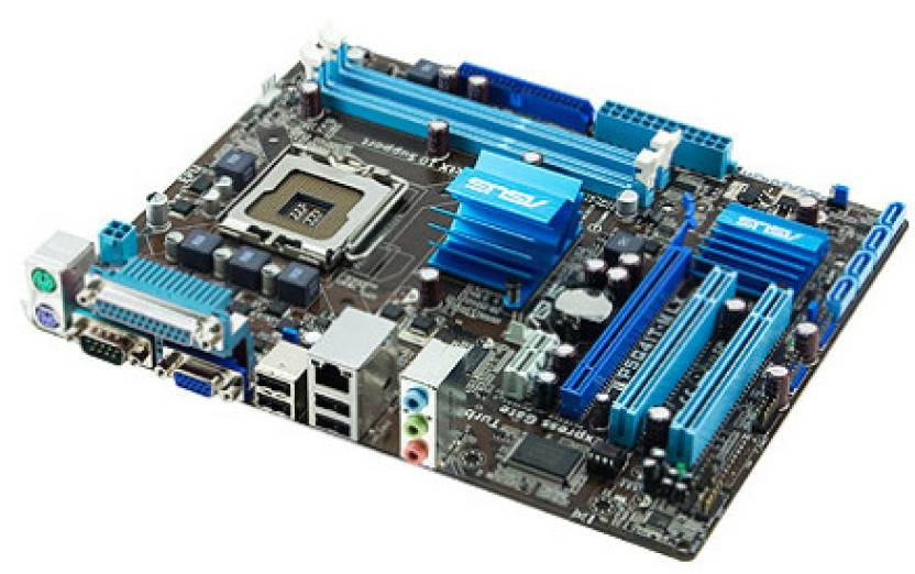 Asus P5G41T-M LX Motherboard