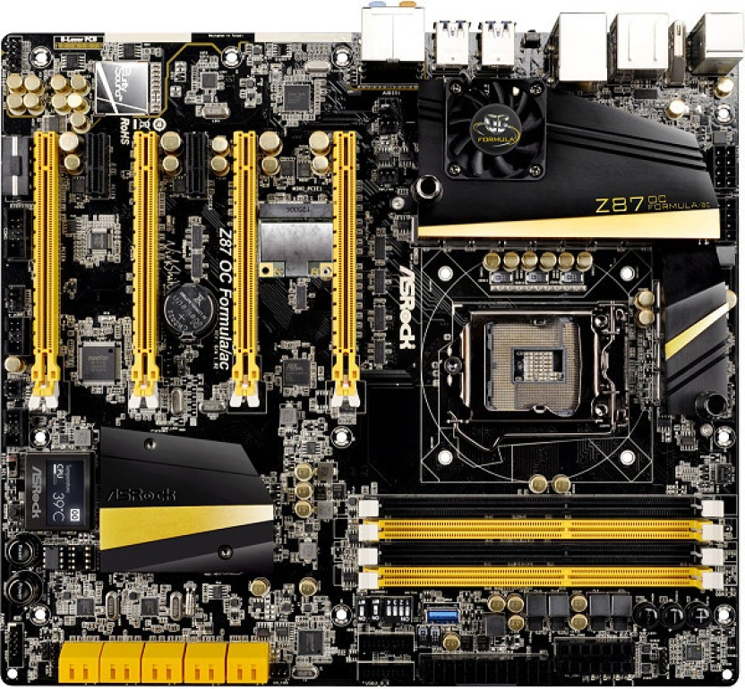 ASRock Z87 Extreme9/ac Intel Smart Connect Technology 64Bit