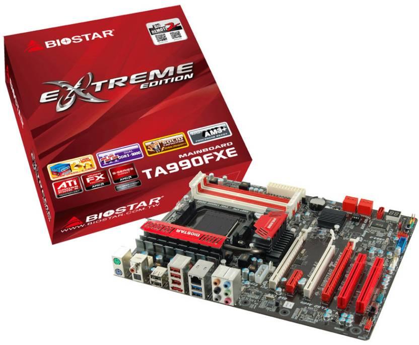 Biostar TA990FXE Motherboard