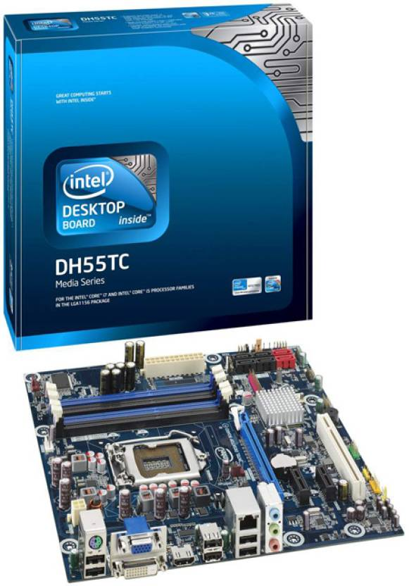 Intel DH55TC Motherboard