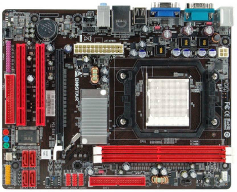 Biostar N68S+ Motherboard