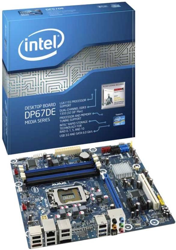 Intel DP67DE Motherboard