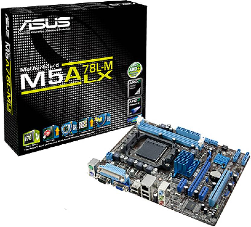 Asus M5A78L-M LX Motherboard