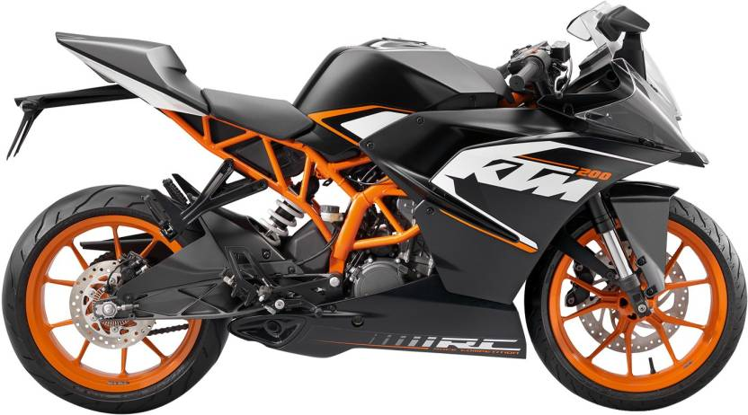 Image result for What happens when a KTM RC200 hits a metal grill at 125 Kmph