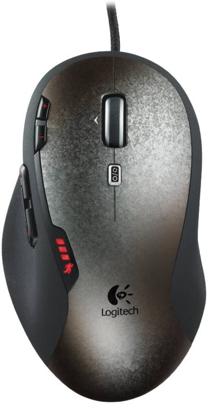 Logitech G500 Wired Laser Gaming Mouse