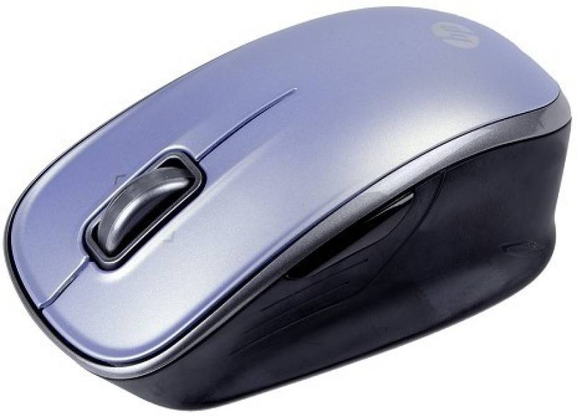HP Link-5 5-Button Wireless Laser Gaming Mouse - HP