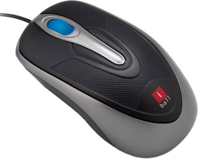 Iball Opti Smart Wired Optical Mouse