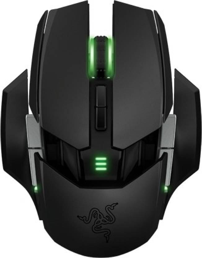 4b95c65ace5 Razer Ouroboros Elite Ambidextrous Wired Laser Gaming Mouse (Bluetooth, USB)