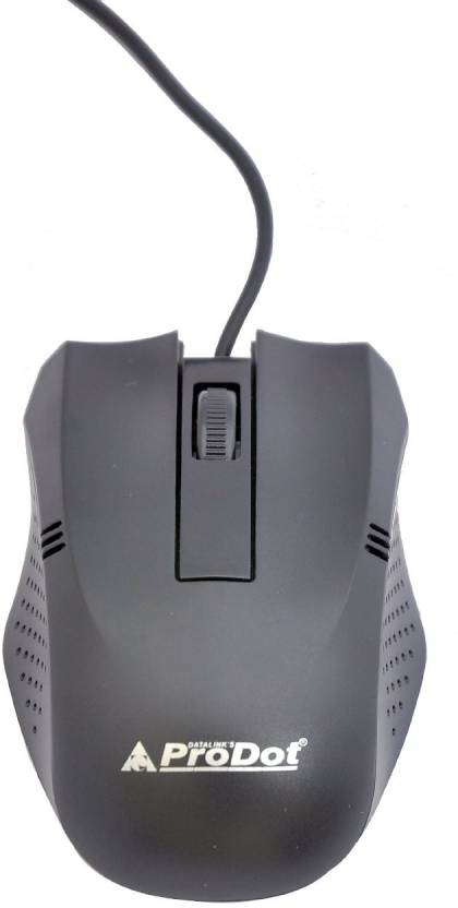 ProDot MU-253S Wired 3D-OPTICAL MOUSE