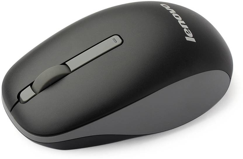 Lenovo N100 Wireless Optical Mouse