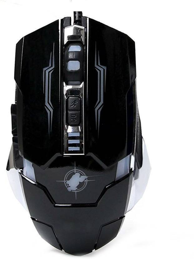 Shrih 6 Button Wired Optical Gaming Mouse